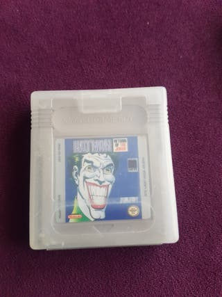 juego Game Boy Batman