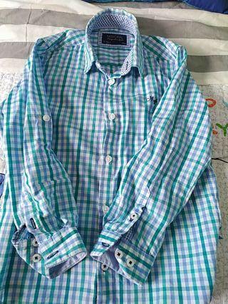 camisa niño mayoral 5 años