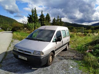 Fiat Scudo Camper