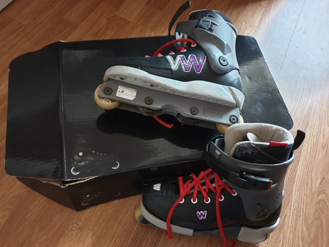 patines roller agresivo