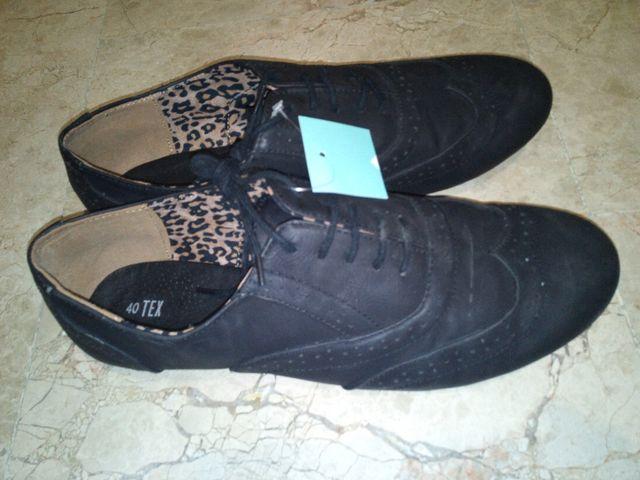 zapatos de arreglar nuevos