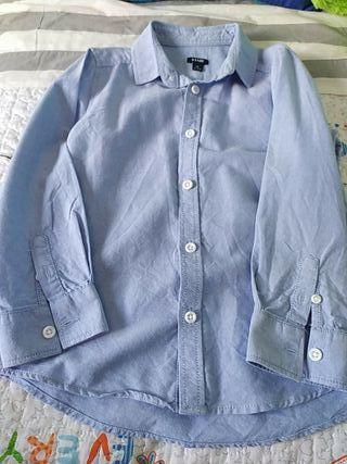 camisa niño 6 años