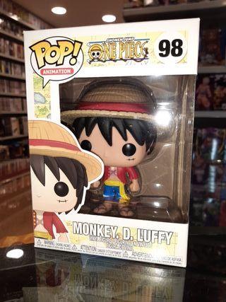 Funko Pop! Monkey D. Luffy