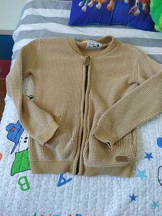 chaqueta niño 4-5