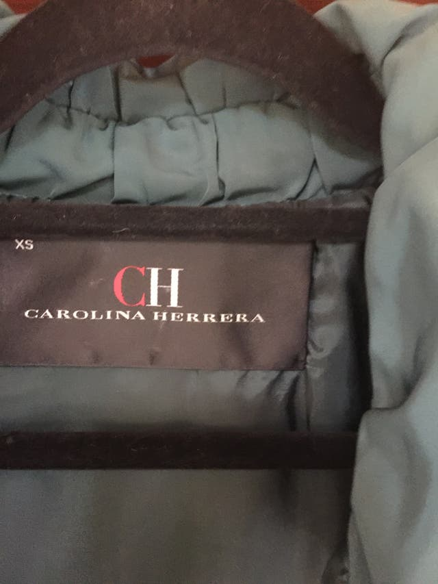 Gabardina CAROLINA HERRERA , T 38