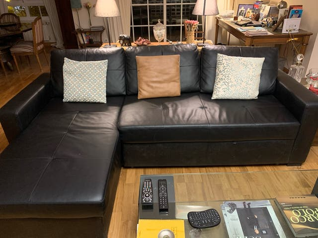Chaisselonge sofá cama en perfecto estado