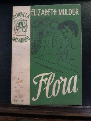 Mulder, Elizabeth. Flora