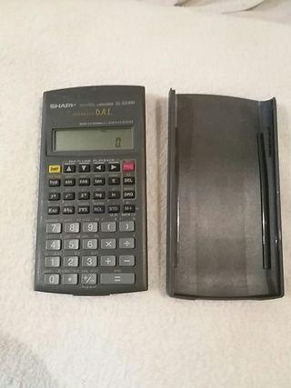 Calculadora técnica-cientifica SHARP