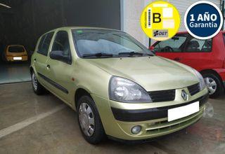 Renault Clio 1.2i 16V. Pocos Kms. Garantía 1 Año