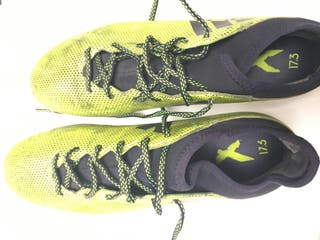 Botas Adidas X Césped artificial