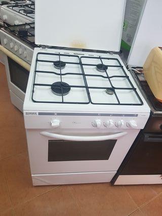 cocina de gas ciudad rommer