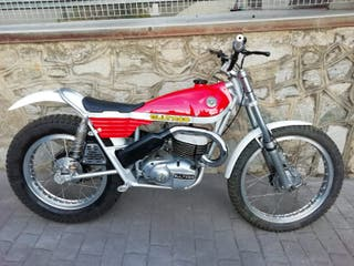 bultaco sherpa kit 250 trial