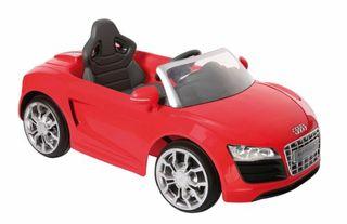 Coche juguete Audi R8