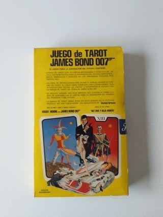 Juego Tarot 007 James Bond