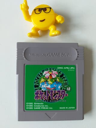Game boy pokemon verde