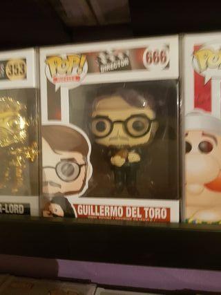 Guillermo del Toro Directores Funko Pop