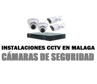 Instalaciones Camaras de Seguridad CCTV Vigilancia
