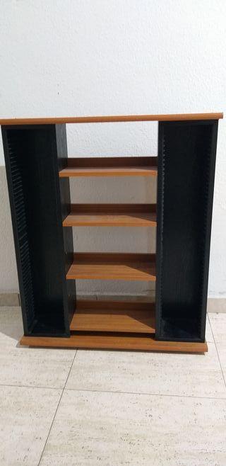estanteria mueble cd