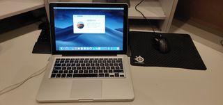 MacBook Pro 13 Corei7, 8GB DDR3, 275GB SSD