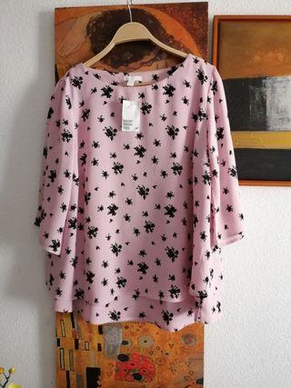 Blusa para embarazadas H&m nueva