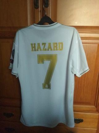 Real Madrid CF Hazard Camiseta
