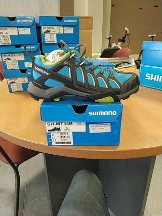 zapatillas mtb shimano talla 42