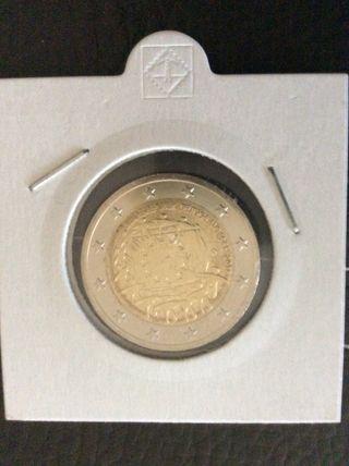 Moneda de 2€ Alemania 1985 2015 Bandera Europa S/C