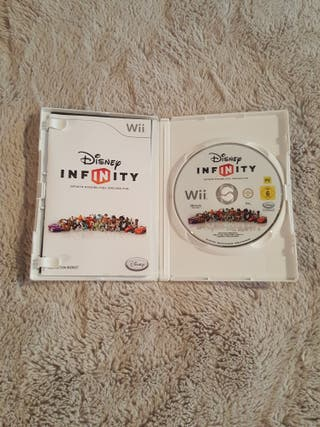 Disney Infinty WII game