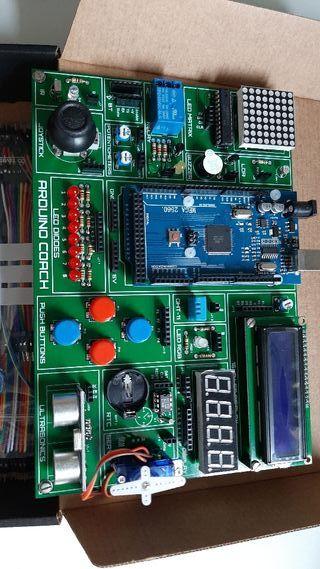 Entrenador para Arduino