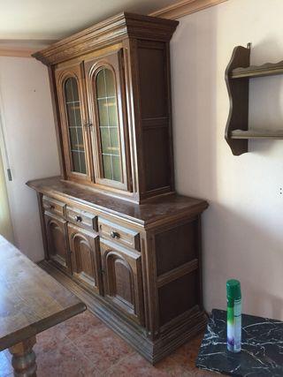Muebles rústicos de alta calidad