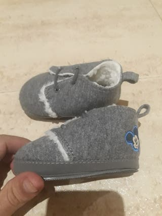 zapatillas Disney micky