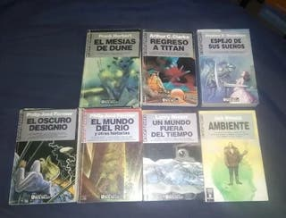 Lote colección Ultramar Editores