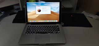MacBook Pro 13 Corei5, 8GB DDR3, 500GB SSD.