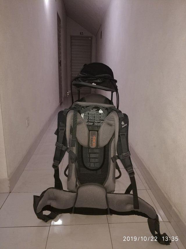 mochila monte portabebes