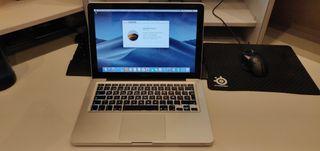 MacBook Pro 13 Corei5, 16GB DDR3, 500GB HDD