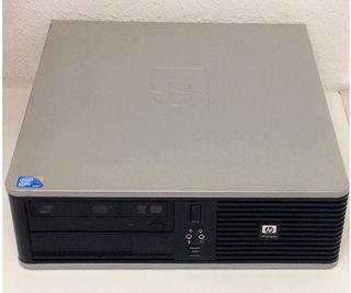 Ordenador HP DC7900 Core2Duo 2,8Ghz/4Gb/250GB