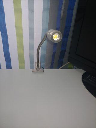 lámpara para leer