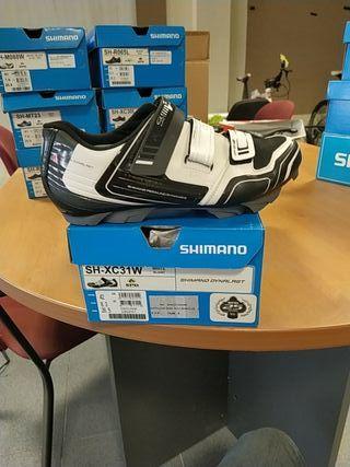 zapatillas mtb shimano xc31 talla 42