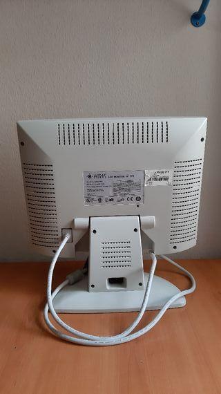 """Pantalla ordenador 15"""" tft"""