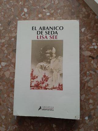 Libro: El abanico de seda