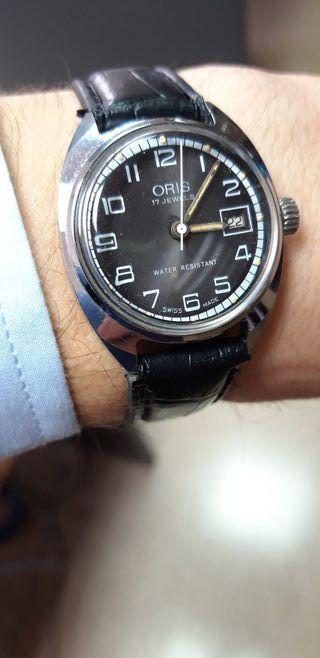 Reloj Oris unisex vintage Mecánico cuerda