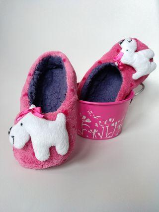 Zapatillas niña n°28
