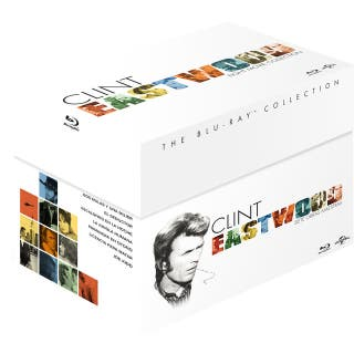 Colección Clint Eastwood (Blu-Ray)