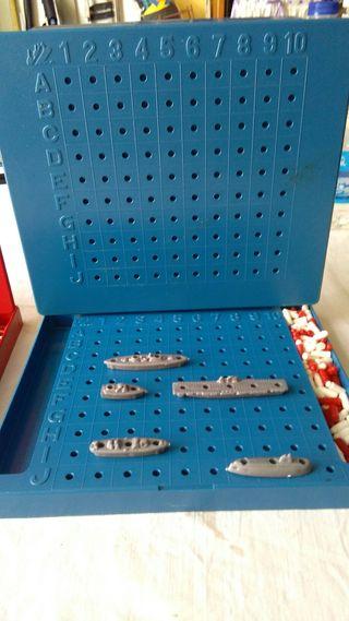 juego de hundir la flota