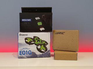 Dron EACHINE E010. Pack completísimo!!!!