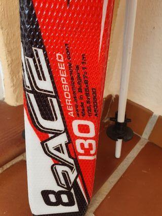 ski carving marca ATOMIC