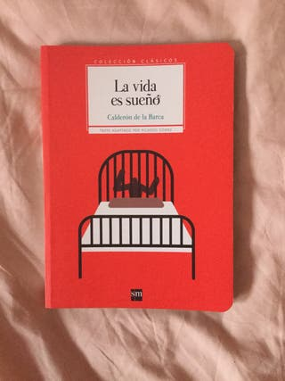 Libro LA VIDA ES SUEÑO (adaptación)
