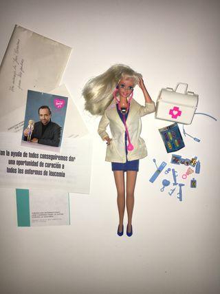 Barbie doctora