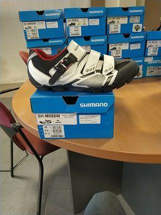 zapatillas mtb shimano m088 talla 43