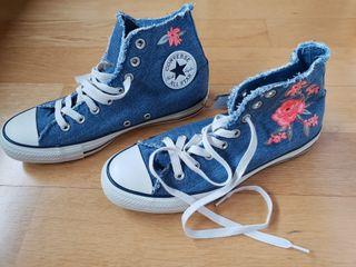 Converse zapatillas. Talla 39,5